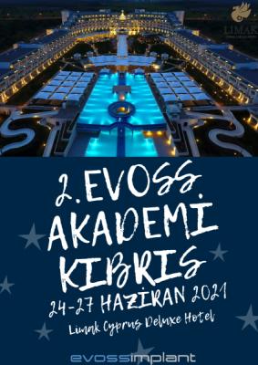 2. EVOSS AKADEMİ KIBRIS 2021